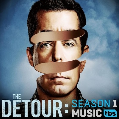 Музыка из сериала В объезд / OST The Detour (2016)