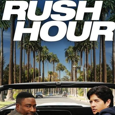 Музыка из сериала Час пик / OST Rush Hour (2016)