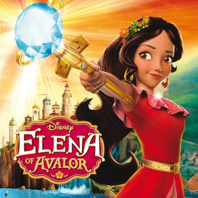 ������ �� ����������� ����� �� ������� / OST Elena of Avalor (2016)