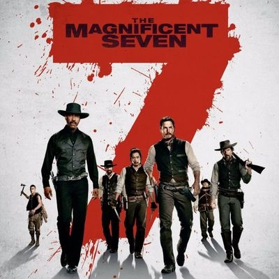 ������ �� ������ ������������ ������� / OST The Magnificent Seven (2016)