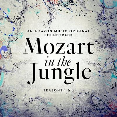 Музыка из сериала Моцарт в джунглях 1 & 2 Сезон / OST Mozart in the Jungle 1 & 2 Season (2016)