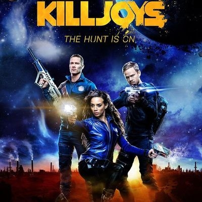 Музыка из сериала Киллджойс 2 Сезон / OST Killjoys 2 Season (2016)