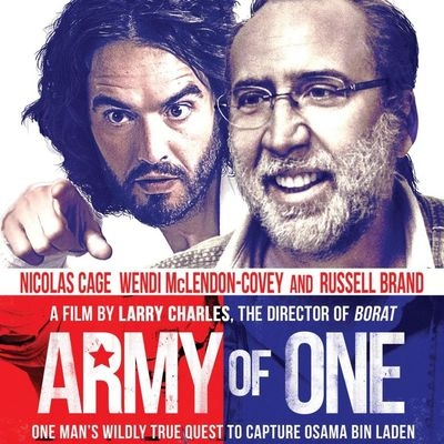 Музыка из фильма Миссия: Неадекватна / OST Army of One (2016)