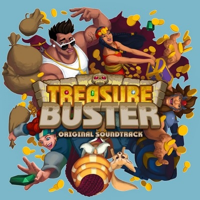 Музыка из игры Treasure Buster / OST Treasure Buster (2016)