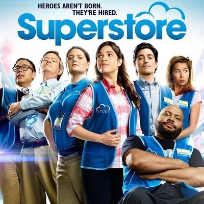 Музыка из сериала Супермаркет / OST Superstore (2015)