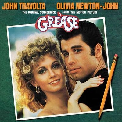 Музыка из мюзикла Бриолин / OST Grease (2015)