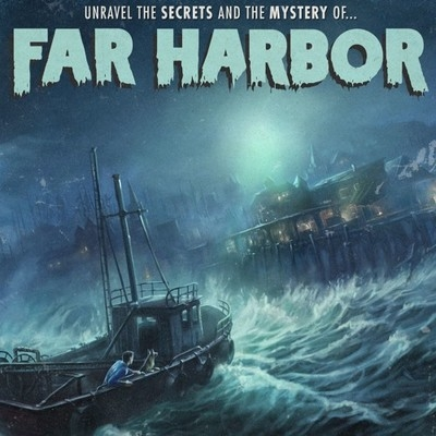 Музыка из игры Fallout 4 Far Harbor / OST Fallout 4 Far Harbor (2016)