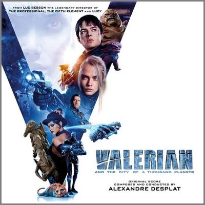 Музыка из фильма Валериан и город тысячи планет / OST Valerian and the City of a Thousand Planets (2017)