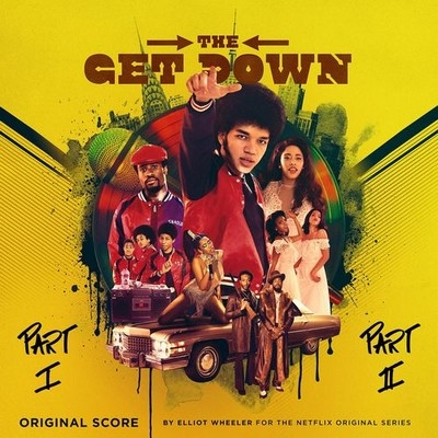 Музыка из мюзикла Отжиг / OST The Get Down (2017)