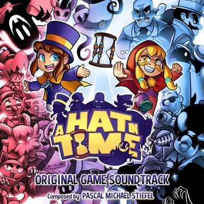 Музыка из игры A Hat in Time / OST A Hat in Time (2017)