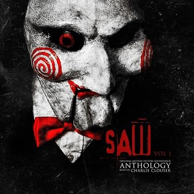 Музыка из фильмов Пила (Антология) Часть 1 / OST Saw (Anthology) Volume 1 (2017)