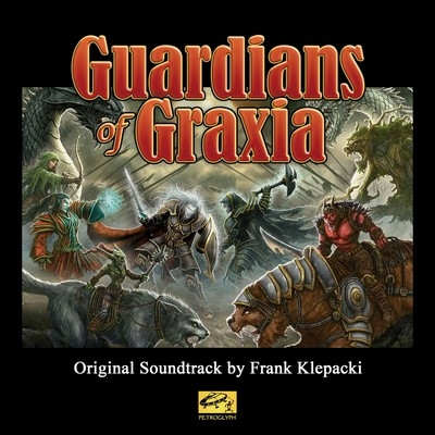 Музыка из игры Guardians of Graxia / OST Guardians of Graxia (2016)