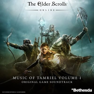 Музыка из игры The Elder Scrolls Online Часть 1 / OST The Elder Scrolls Online Volume 1 (2016)