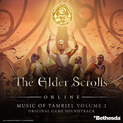 Музыка из игры The Elder Scrolls Online Часть 2 / OST The Elder Scrolls Online Volume 2 (2018)