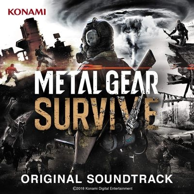 Музыка из игры Metal Gear Survive / OST Metal Gear Survive (2018)
