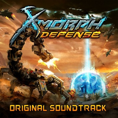 Музыка из игры X-Morph: Defense / OST X-Morph: Defense (2018)