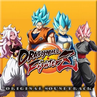 Музыка из игры Dragon Ball FighterZ / OST Dragon Ball FighterZ (2018)