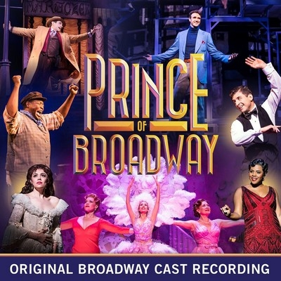 Музыка из мюзикла Принц Бродвея / OST Prince of Broadway (2018)