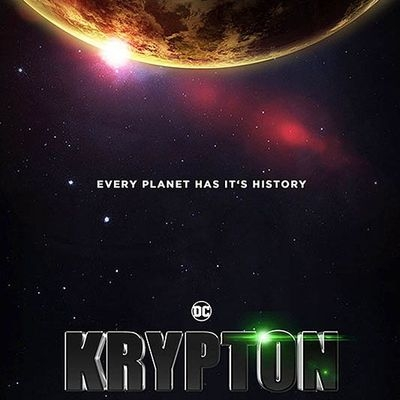 Музыка из сериала Криптон / OST Krypton (2018)