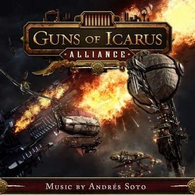 Музыка из игры Guns of Icarus: Alliance / OST Guns of Icarus: Alliance (2018)