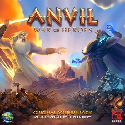 Музыка из игры Anvil: War of Heroes / OST Anvil: War of Heroes (2018)