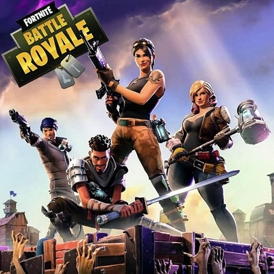 Музыка из игры Fortnite Battle Royale / OST Fortnite Battle Royale (2017)