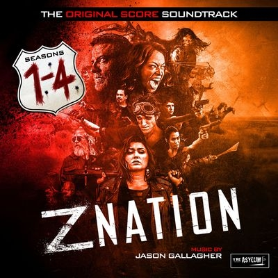 Музыка из сериала Нация Z 1-4 Сезон / OST Z Nation 1-4 Season (2018)