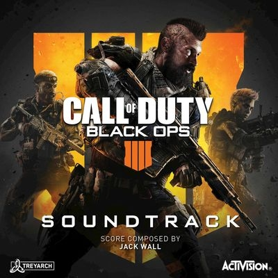 Музыка из игры Call Of Duty: Black Ops 4 / OST Call Of Duty: Black Ops 4 (2018)
