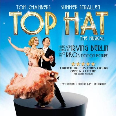 Музыка из мюзикла Цилиндр / OST Top Hat (2012)