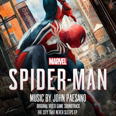 Музыка из игры Spider-Man: The City That Never Sleeps / OST Spider-Man: The City That Never Sleeps (2018)