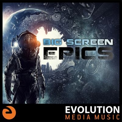 Музыка для трейлера Big Screen Epics / OST Big Screen Epics (2018)