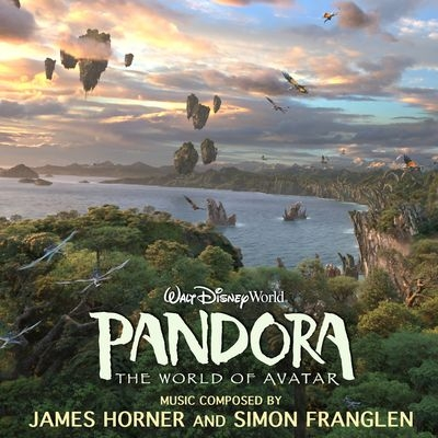 Саундтреки Pandora: The World of Avatar / OST Pandora: The World of Avatar (2019)