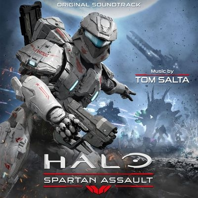 Музыка из игры Halo: Spartan Assault / OST Halo: Spartan Assault (2019)