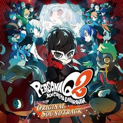 Музыка из игры Persona Q2: New Cinema Labyrinth / OST Persona Q2: New Cinema Labyrinth (2018)