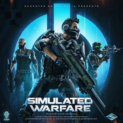 Музыка для трейлера Simulated Warfare / OST Simulated Warfare (2019)
