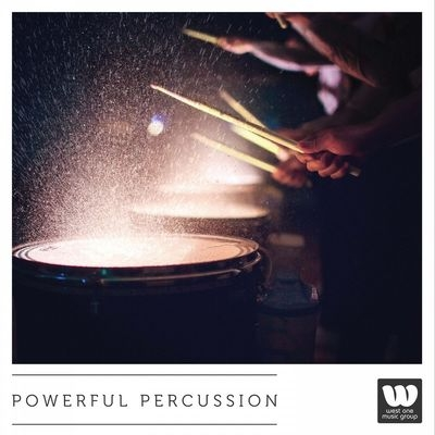 Музыка для трейлера Powerful Percussion / OST Powerful Percussion (2019)