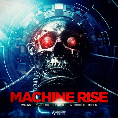 Музыка для трейлера Machine Rise / OST Machine Rise (2019)