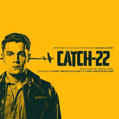 Музыка из сериала Уловка-22 / OST Catch-22 (2019)