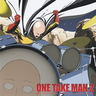 Музыка из аниме Ванпанчмен 2 / OST One Punch Man: Wanpanman 2 (2019)