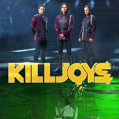 Музыка из сериала Киллджойс 4 Сезон / OST Killjoys 4 Season (2018)