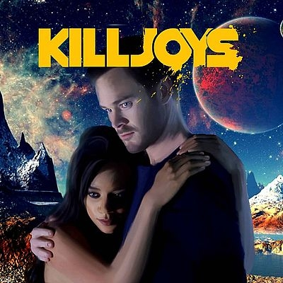Музыка из сериала Киллджойс 5 Сезон / OST Killjoys 5 Season (2019)