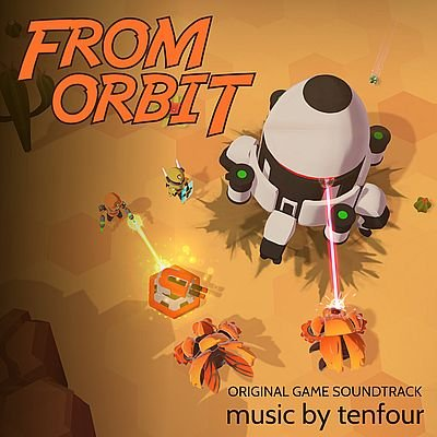Музыка из игры From Orbit / OST From Orbit (2019)