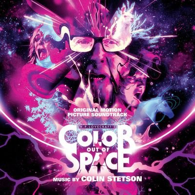 Музыка из фильма Цвет из иных миров / OST Color Out of Space (2020)