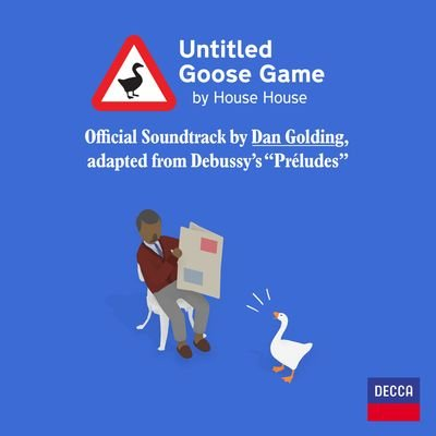 Музыка из игры Untitled Goose Game / OST Untitled Goose Game (2020)