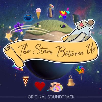 Музыка из игры The Stars Between Us / OST The Stars Between Us (2020)