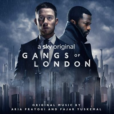 Музыка из сериала Банды Лондона / OST Gangs of London (2020)