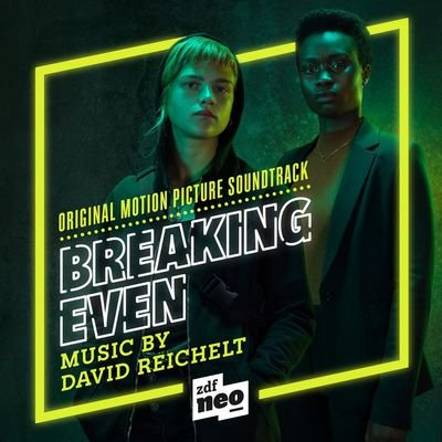 Музыка из сериала Breaking Even / OST Breaking Even (2020)
