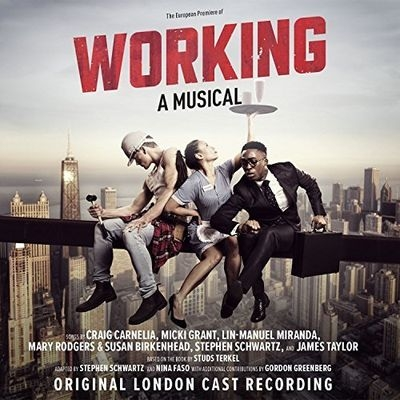 Музыка из мюзикла Работа / OST Working (2018)